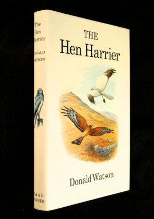 The Hen Harrier. Donald Watson