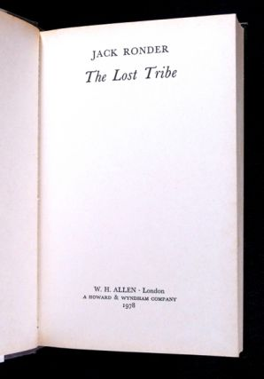 The Lost Tribe.
