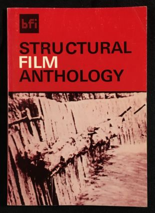 Structural Film Anthology. edited and Peter Gidal