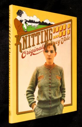 Knitting 1920s and 30s originals. [aka 1920's & 30's]. Nancy Vale