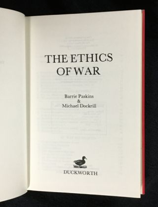 The Ethics of War.