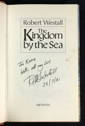The Kingdom by the Sea. [Inscribed & Signed copy]