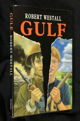 Gulf. [Inscribed & Signed copy]. Robert Westall