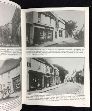 A Postcard from Coggeshall.