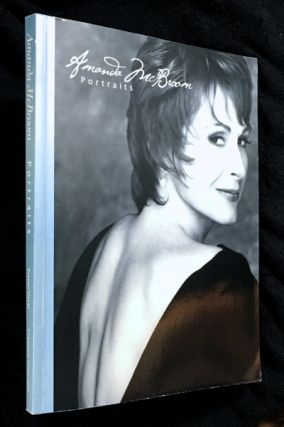 Portraits. (songs with music). Amanda McBroom
