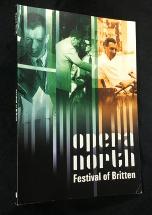 Opera North: Festival of Britten. [Programme book